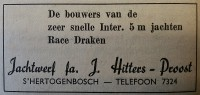 Advertentie Waterkampioen 1946